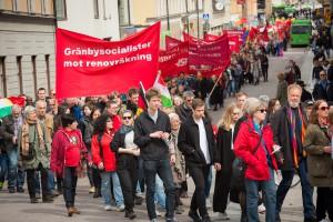 100-årsfirande 1 maj! @ Från Vaksala torg till Slottsbacken