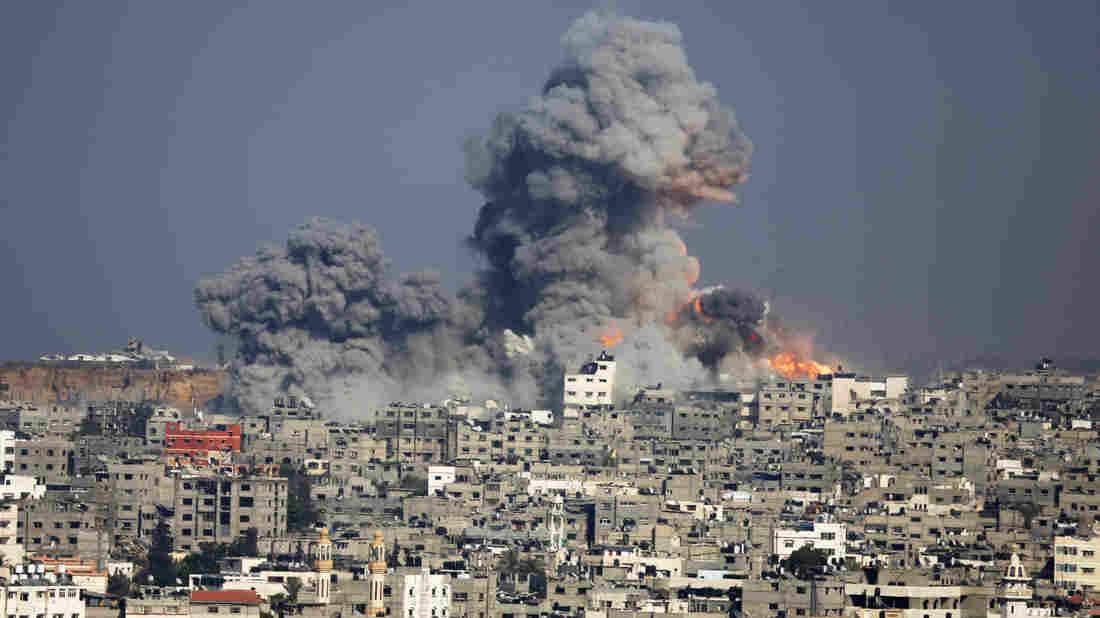 Vänsterpartiet i Uppsala och Uppsala län fördömer attacken mot Gaza